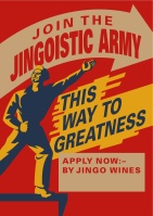 Join the Jingoistic Army